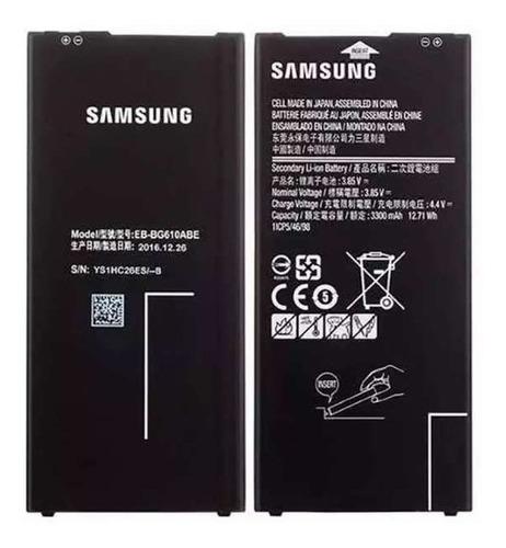 Batateria De Cel Samsung J7 Prime/j4plus/j4core/j6plus/ia710