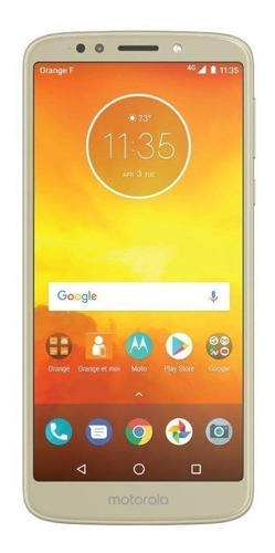 Celular Moto E5 Dual Sim 16 Gb Ouro-fino 2 Gb Ram