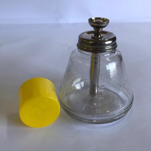Dispenser De Vidro Para Fluxos Líquidos Em Geral 18c -180ml