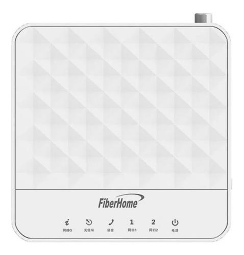 Fiberhome Gpon Onu An5506-02-b White 2 Portas