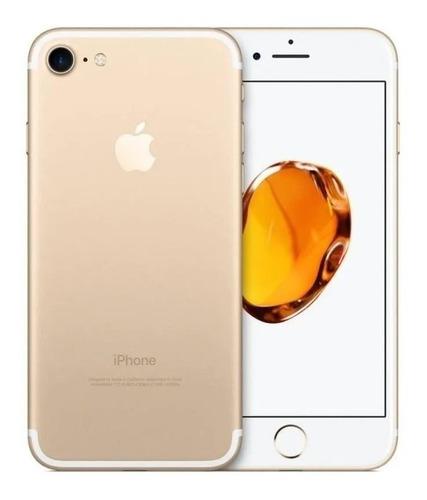iPhone 7 32 Gb Dourado - Vitrine