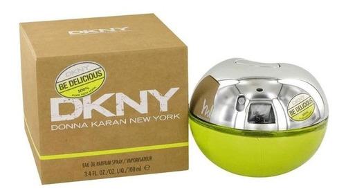 Perfume Be Delicious Dkny Feminino Edp 100ml Original