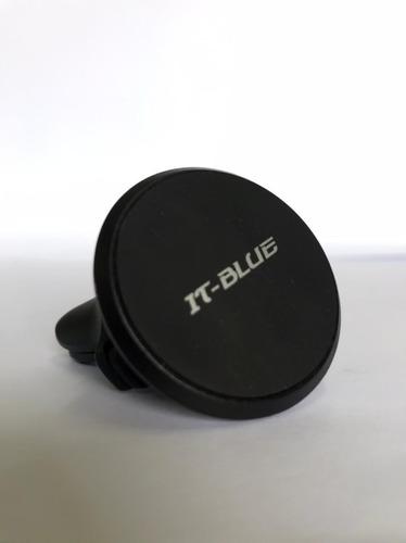 Suporte Magnético De Celular Para Carros 360° It-blue Lp106