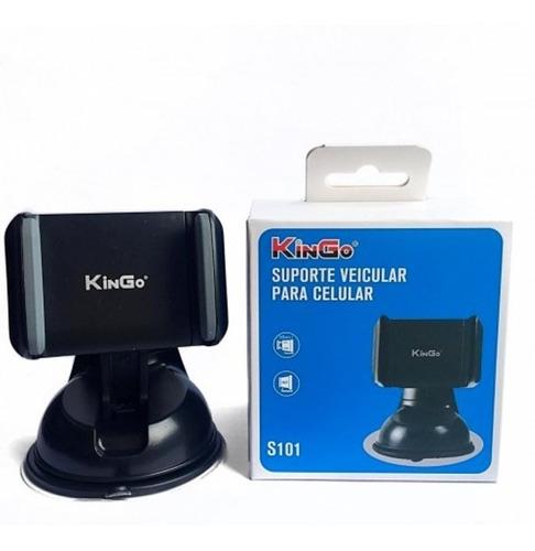 Suporte Veicular Para Celular Kingo S101
