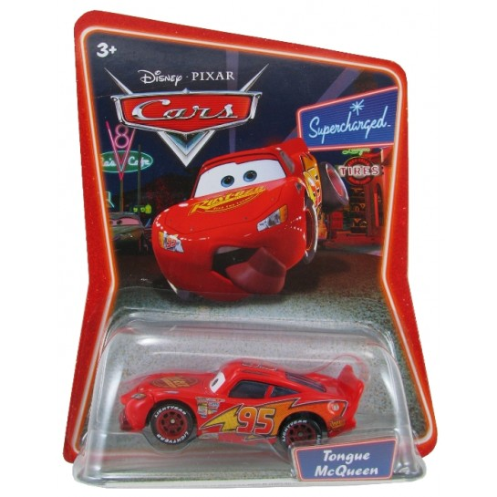 Disney Pixar - Cars - Tongue Lightning McQueen