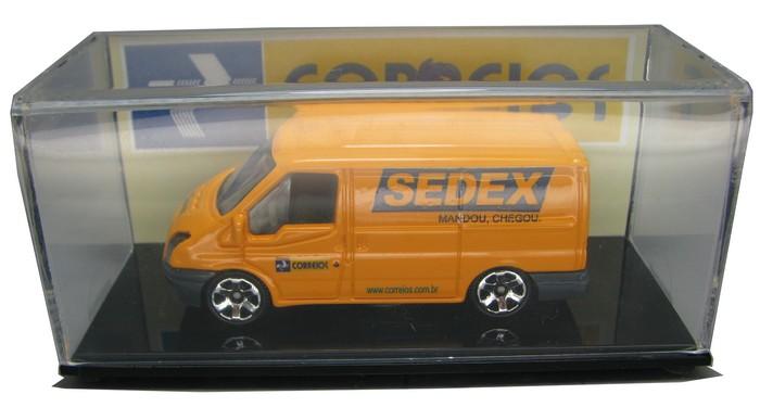Miniatura customizada - Ford Transit Van dos Correios