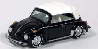 VW 1975 SUPER BETTLE CABRIOLET  - Hobby Lobby CollectorStore