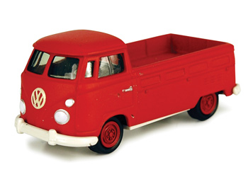 VW 1965 TYPE 2 PICKUP  - Hobby Lobby CollectorStore