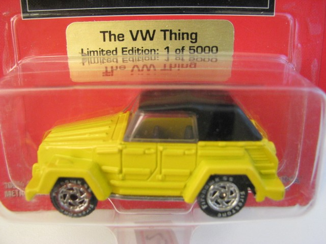 VW Thing  - Hobby Lobby CollectorStore