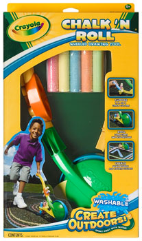 Crayola - Chalk N Roll  - Hobby Lobby CollectorStore
