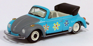 VW 1975 SUPER BEETLE CABRIOLET  - Hobby Lobby CollectorStore