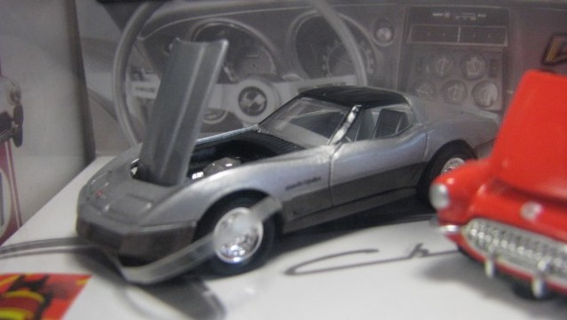 Hot Wheels 100% - Collector Set - Corvette 50th Anniversary I  - Hobby Lobby CollectorStore