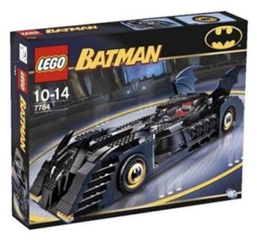Lego Batman - Batmobile - Edição para Colecionadores - Ref:7784