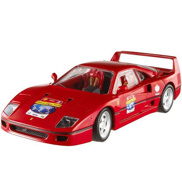 Hot Wheels - Ferrari F-40 1:18  - Hobby Lobby CollectorStore