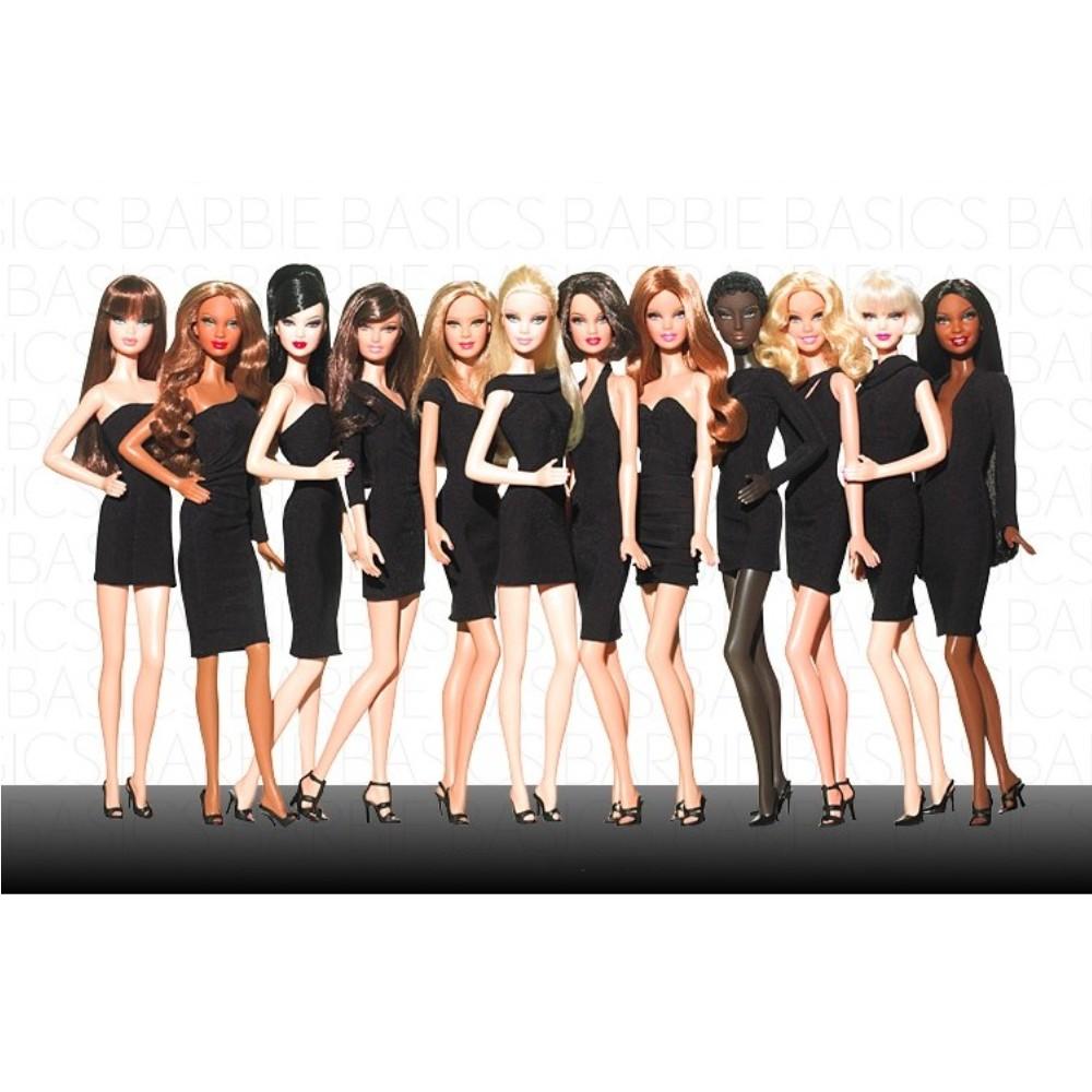 Barbie Basics nr.02 - Edição 2010  - Hobby Lobby CollectorStore