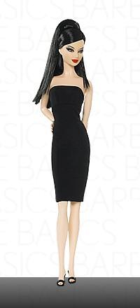 Barbie Basics nr.05 - Edição 2010  - Hobby Lobby CollectorStore