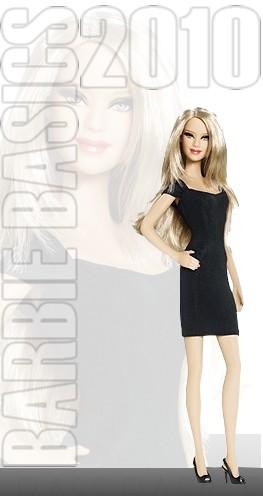 Barbie Basics nr.12 - Edição 2010  - Hobby Lobby CollectorStore