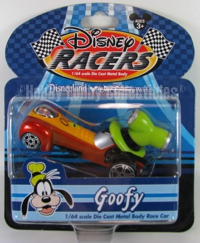 Disney Racers - Pateta (Goofy)