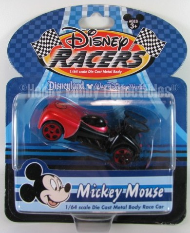 Disney Racers - Mickey  - Hobby Lobby CollectorStore