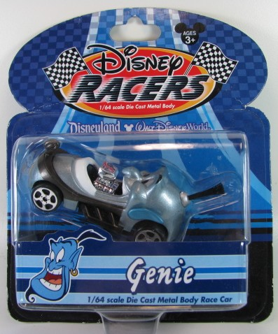 Disney Racers - Genie  - Hobby Lobby CollectorStore