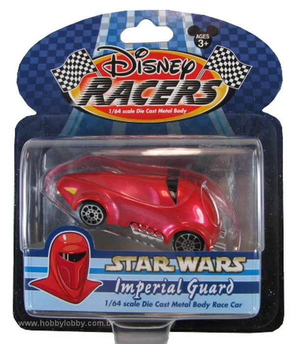 Disney Racers - Star Wars - Imperial Guard  - Hobby Lobby CollectorStore