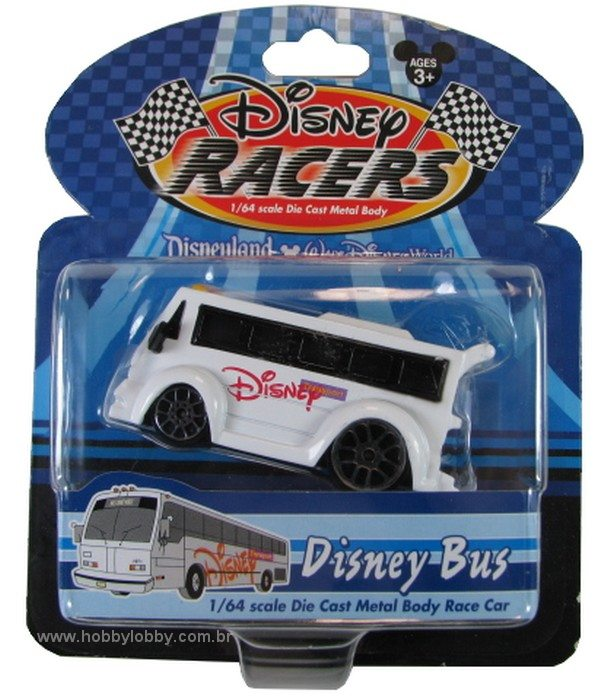 Disney Racers - Disney Bus