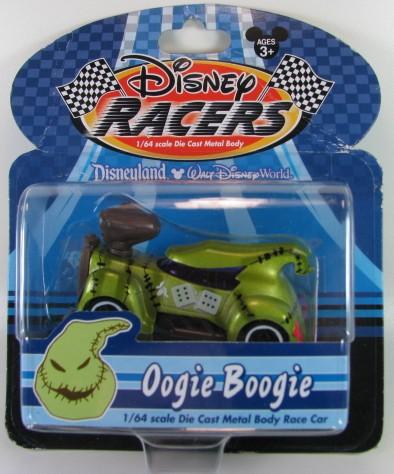 Disney Racers - Oogie Boogie  - Hobby Lobby CollectorStore