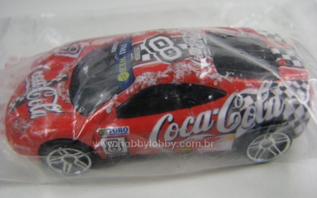 Hot Wheels - Coca Cola - 360 Ferrari Challenge  - Hobby Lobby CollectorStore