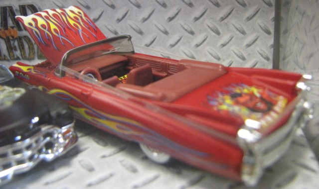 Hot Wheels 100% - Collector Set - Lead Sledz II  - Hobby Lobby CollectorStore