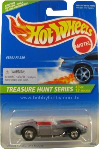 Hot Wheels - Coleção 1996 - Ferrari 250
