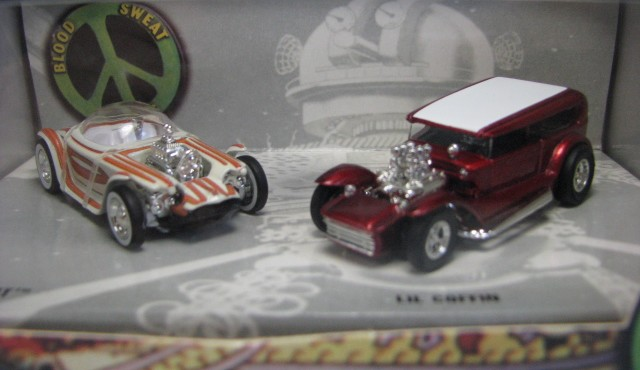 Hot Wheels 100% - Collector Set - Blood Sweat Gears - Hobby Lobby CollectorStore