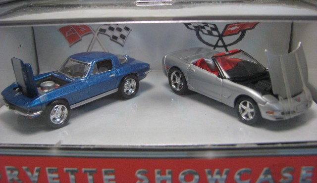 Hot Wheels 100% - Collector Set - Corvette Showcase 2/2  - Hobby Lobby CollectorStore