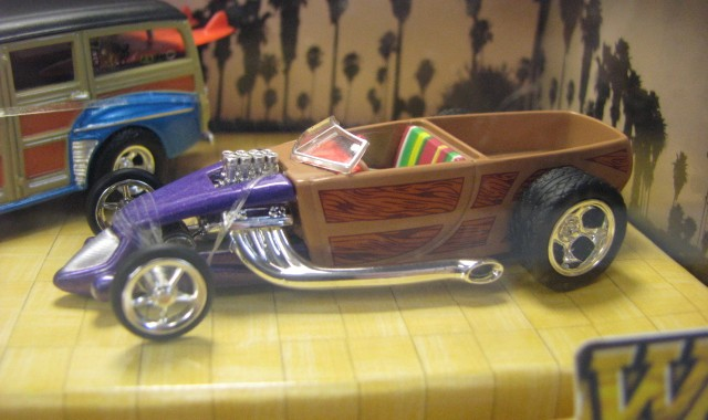 Hot Wheels 100% - Collector Set - Wild Wood  - Hobby Lobby CollectorStore