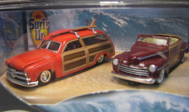 Hot Wheels 100% - Collector Set - Surf´s Up  - Hobby Lobby CollectorStore