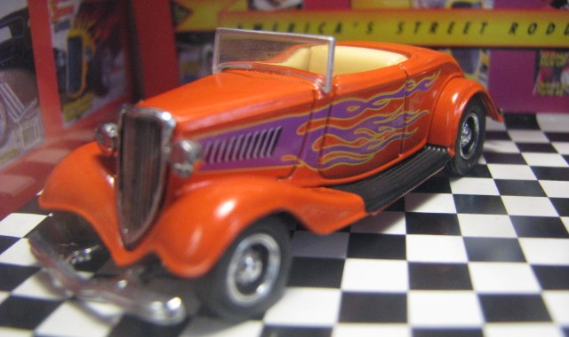 Hot Wheels 100% - Collector Set - Street Rodder  - Hobby Lobby CollectorStore