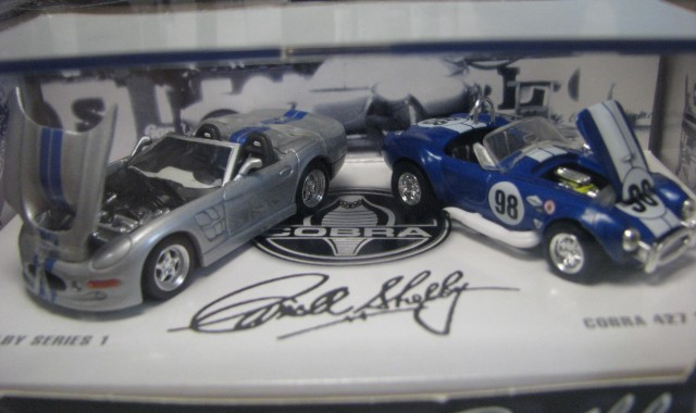 Hot Wheels 100% - Collector Set - Carrol Shelby  - Hobby Lobby CollectorStore