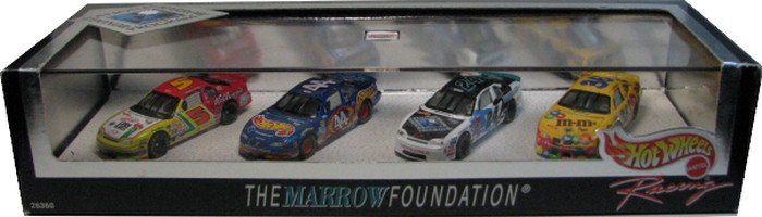 Hot Wheels 100% - Collector Set - The Marrow Foundation