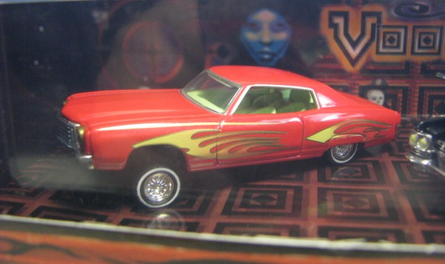 Hot Wheels 100% - Collector Set - Voodoo High Way  - Hobby Lobby CollectorStore