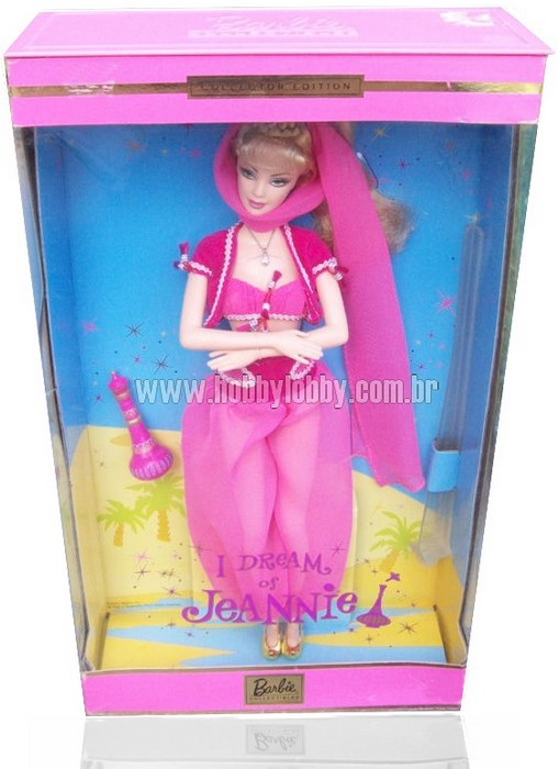 Barbie Collector - Jeannie é um Gênio  - Hobby Lobby CollectorStore