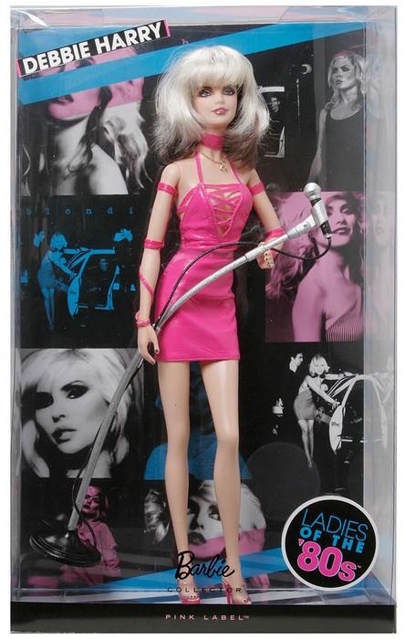 Barbie Collector - Debbie Harry  - Hobby Lobby CollectorStore