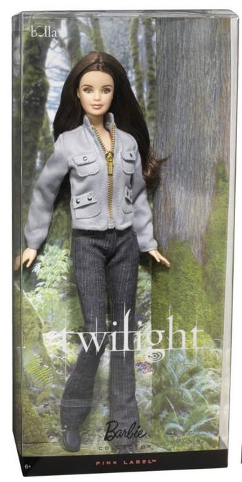 Barbie Collector - Crepúsculo - Bella  - Hobby Lobby CollectorStore
