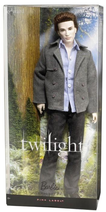 Barbie Collector - Crepúsculo - Edward  - Hobby Lobby CollectorStore