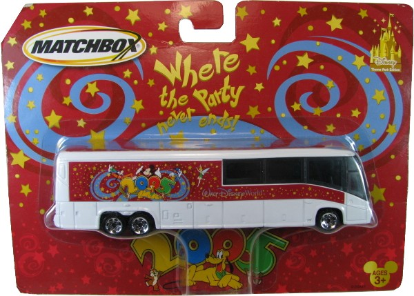 Matchbox Ônibus Disney  - Hobby Lobby CollectorStore