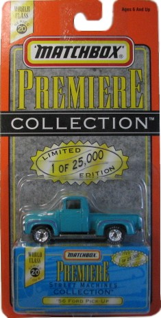 Matchbox - 1956 Ford Pick-Up