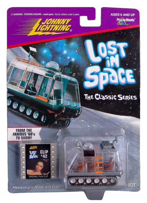 Johnny Lightning - Perdidos no Espaço - Chariot  - Hobby Lobby CollectorStore