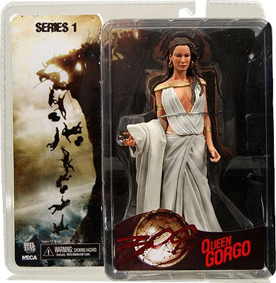 Neca - Queen Gorgo - 300  - Hobby Lobby CollectorStore