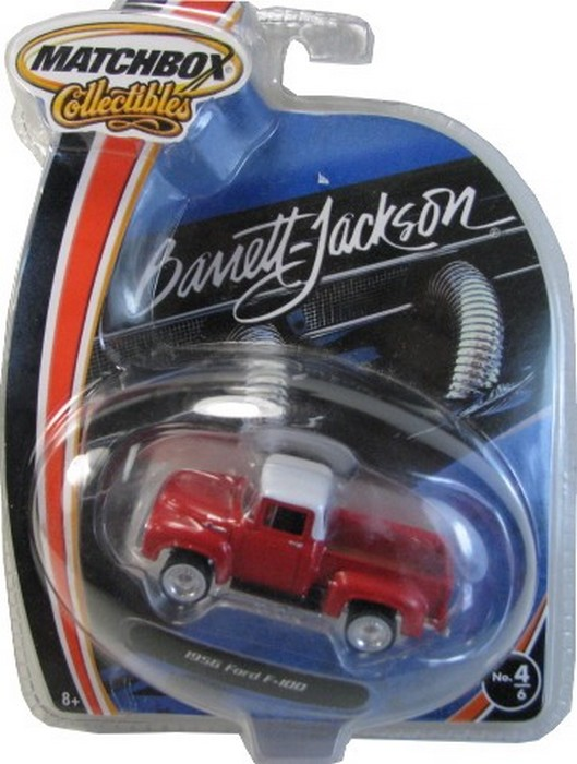 Matchbox - 1956 Ford Pick-Up - Barret-Jackson