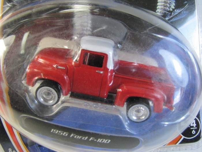 Matchbox - 1956 Ford Pick-Up - Barret-Jackson  - Hobby Lobby CollectorStore