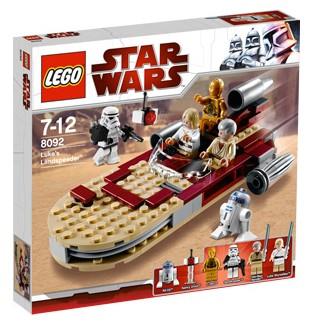 Lego Star Wars - Luke´s Landspeeder [ref:8092]