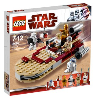 Lego Star Wars - Luke´s Landspeeder [ref:8092]  - Hobby Lobby CollectorStore